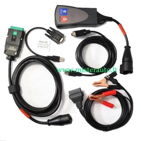Lexia 3 PP2000 diagnostikos įranga Full Chip
