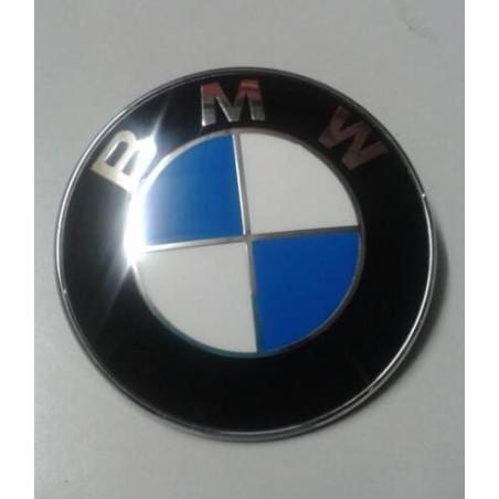BMW emblema ženkliukas ant kapoto ar bagažinės