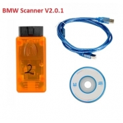 BMW Scanner 2.0.1 / 2.1.0 / 2.20 PA Soft diagnostikos įranga