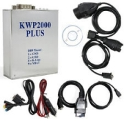 KWP2000 PLUS ECU koreagvimo įranga