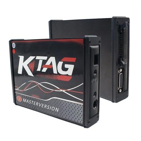 KTAG V7 RED EU Master Chip tuning įranga