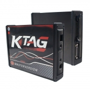 KTAG V7 RED EU Master Chip tuning įranga