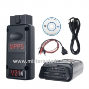 MPPS V21 Chip tuning, ECU flash įranga